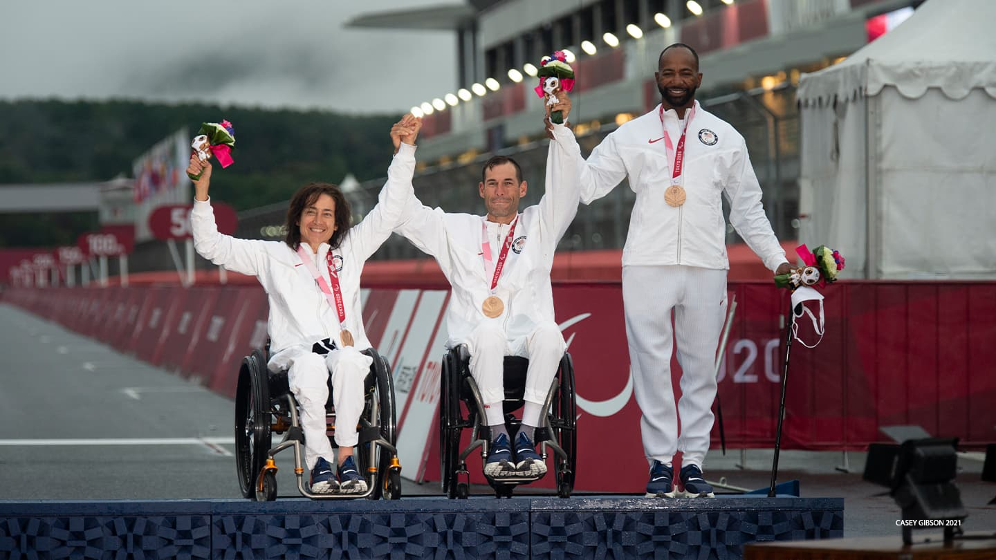 These 6 veterans won medals at the 2020 Tokyo Paralympics