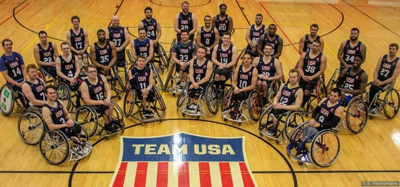 Nineteen athletes were selected to the 2019 U.S. Men's National Wheelchair Basketball Team after a four day camp at the Olympic Training Center in Colorado Springs. The team named will compete at the 2018 Parapan American Games in Lima, Peru this summer.