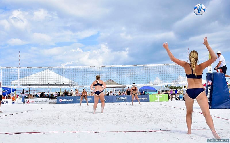 Beach National Qualifiers schedule for the USA National Beach Tour Championships