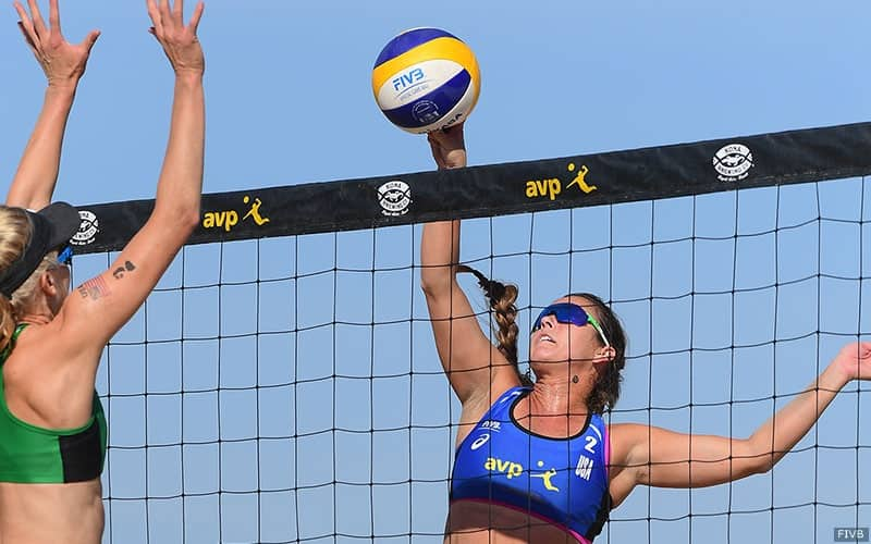 Brooke Sweat attacks against Brazil