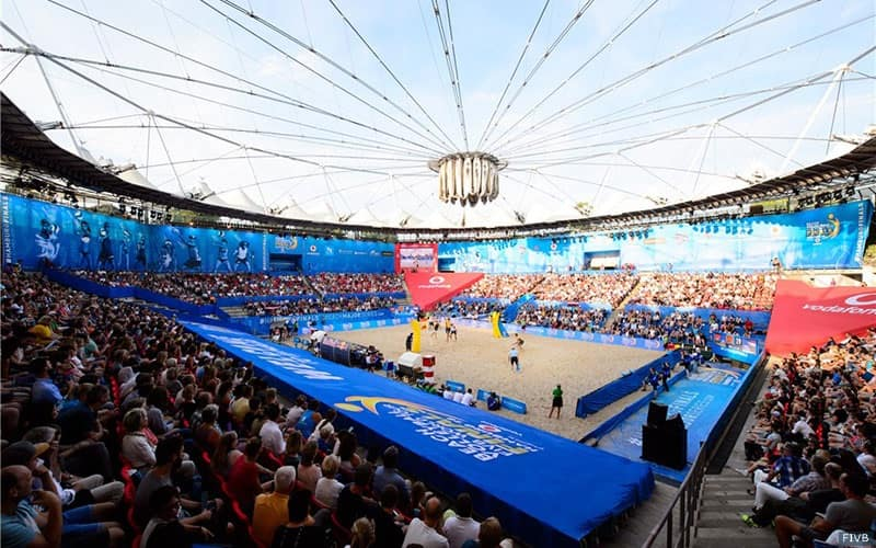 Beach Volleyball World Championships
