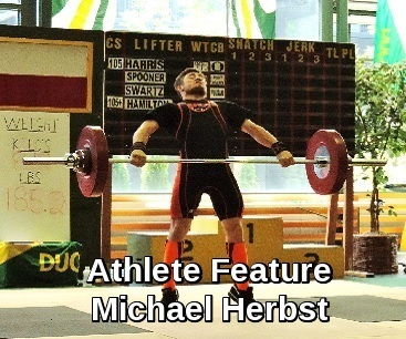 Michael Herbst Male Feature