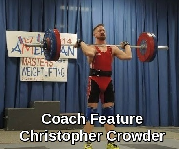 Christopher Crowder Coach Featuer