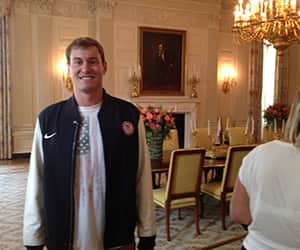 Vanderkaay at White House Dining Room