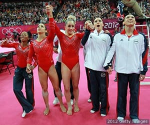 Fierce Five at the London Games