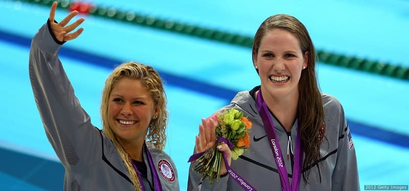 Missy Franklin in London