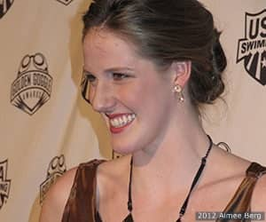 Missy Franklin golden goggles