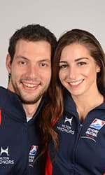 Marissa Castelli and Simon Shnapir headshot