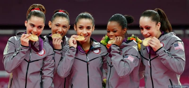 Team USA Gymnastics