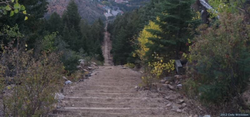 Colorado Springs, Manitou Incline