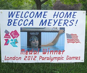 Rebecca Meyers honored