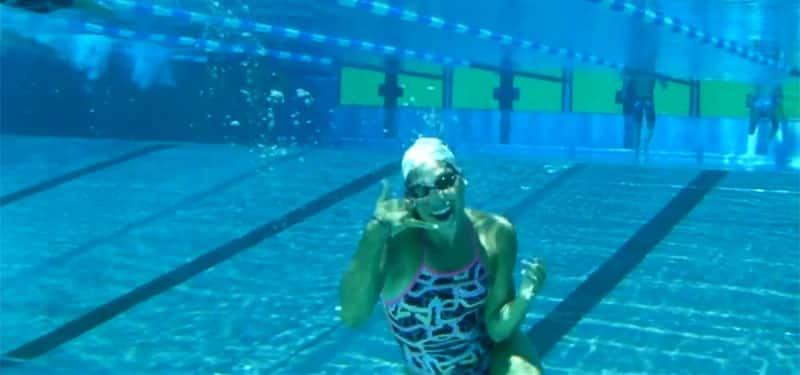 USA Swimming Call Me Maybe