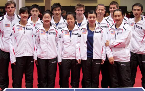 2012 US World Team. Image courtesy of Diego Schaaf.