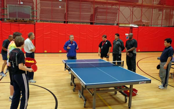 ITTF Coaching Course 2