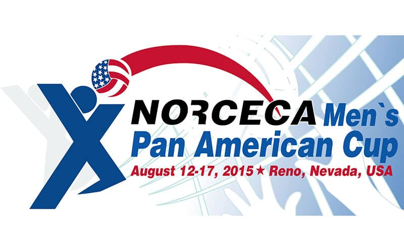 Pan Am Cup logo
